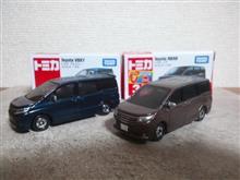 No.35トヨタノア& No.115 トヨタ ヴォクシー ミラー取付😄
