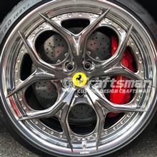 フェラーリ ポルトフィーノ HRE装着画像ギャラリー!