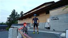 【自転車】早朝五台山と禅師峰寺