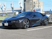 サスペンション交換..BMW i8 BC RACING車高調整キット