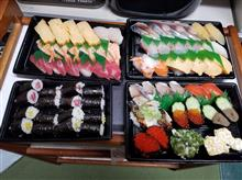 GW中の寿司三昧と動画三昧と本日、臨時賞与申請しました