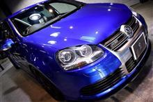 ホットハッチの更にその先に。VW・ゴルフR32のガラスコーティング【リボルト川崎】