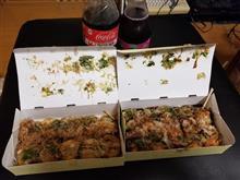 続・桃鉄&トラック野郎三昧と近所のたこ焼き屋のたこ焼き食べ比べ