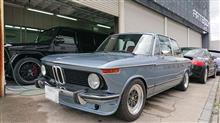 BMW 2002 レストア中!