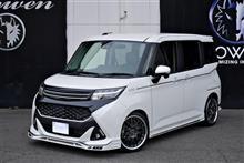 新車TANK ROWENコンプリート エアサス ご納車!