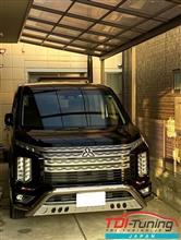 【新型デリカ ディーゼル 3DA-CV1W TDI Tuningガソリン車用サブコン】インプレ頂きました!!