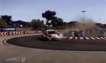 WRC8 QuickPlay 5勝目は メキシコ