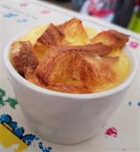 氣炸料理:麵包布甸/ノーオイルフライヤー:プリントースト