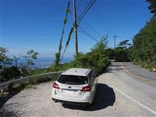 六甲山ドライブの記事アップしました