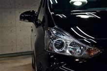 優れた燃費性能と言えば! トヨタ プリウスαのガラスコーティング【リボルト高崎】