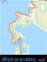 Z4Mで行く海沿い日本一周の旅 Day19をアップしました