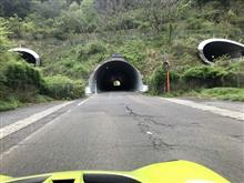 福井県道140号敦賀柳ヶ瀬線の刀根トンネル