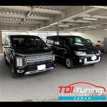【3DA-CV1W TDI Tuningディーゼル車用サブコン】インプレ頂きました!!