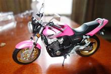 ピンクのCB400SF SPECⅢ購入(^^♪