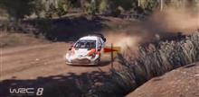 WRC 8 チリでQuickPlayの7勝目 (^^♪
