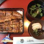 広島グルメ、うなぎの柳橋こだにA'・・・(^_-)-☆?!。