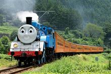 (大鐵) 「きかんしゃトーマス」運行開始