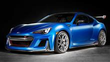 2016 Subaru BRZ STI Performance Concept