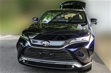 新車情報⭐またひとつ、世界を新しく。 トヨタ 新型ハリアー 発売🎵