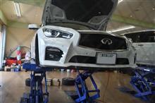 新タイヤの乗り心地&タイヤ交換は町工場でキマリ!