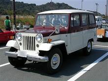 三菱ジープ・デリバリ・ワゴン