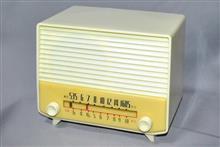 エンゼル(檜山電機)真空管ラジオ  型番不明