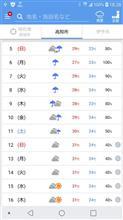梅雨の末期か?