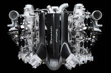 マセラティ、自社開発の新エンジン「ネットゥーノ」を公表