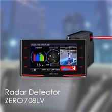 新型レーザー式オービス対応 超広角レンズ&高感度センサー搭載 ZERO708LV 発売