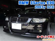 BMW 3シリーズセダン(E90) コーディング施工