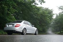 雨でもタイヤのテストドライブ 無料開放中の栃木県他