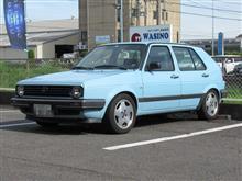 車内の消臭..ゴルフⅡ エヴィディス+エアコン添加剤 PAC-R