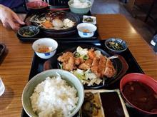 松阪にて味噌カツ定食を愉しむ