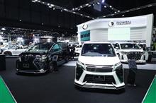 タイバンコク国際モーターショ-2020にて、現地法人代理店がROWENブースを大規模出店しております♪
