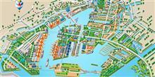 Fドラ きままな おさんぽ @品川埠頭&水の広場公園
