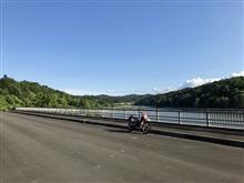 2020.07.19(日)DT125Rで道道1068号留萌北竜線と留萌ダム