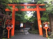 貴船神社(京都)へ往く