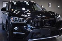 <コーティングのリフレッシュ>BMW X1のガラスコーティング【リボルト千葉】