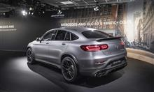 Mercedes-AMG GLC63 S 4MATIC+ Coupé 購入へ😂