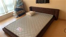 新しいベッドきたぁ。