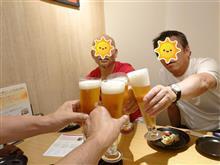 みん友さんと飲みプチ~ヽ(^o^)丿