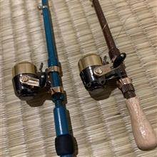 【チャリンコ通信】ガチャガチャでゲット!ちっちゃな釣り具に糸をつけてみた。