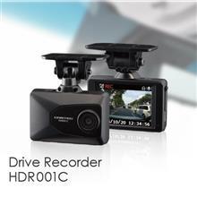 Full HD高画質 シガープラグでかんたん取付け HDR001C 発売