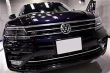 世界でもっとも成功したSUVモデル、VW ティグアンのガラスコーティング【リボルト秋田】