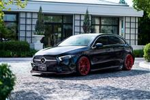 Mercedes-Benz A-Class(W177)のご紹介♪