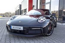 Porsche 911 992 3.0 4S加速動画