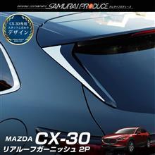 CX-30新商品登場✨