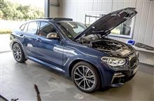 BMW X4 M40i 360HP xDrive with DTE Powercontrol