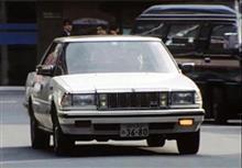 覆面車 MS125 クラウン4ドアハードトップ・ロイヤルサルーンG
