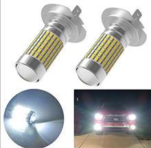 4灯ヘッドライト用LED電球💡情報